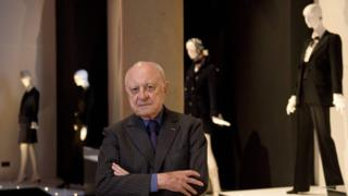 Pierre Berge, partner of Yves Saint Laurent, dies at 86