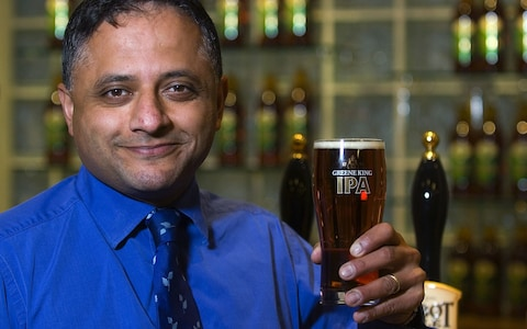 Rising costs of overseas holidays set to hit pub spending, says Greene King boss