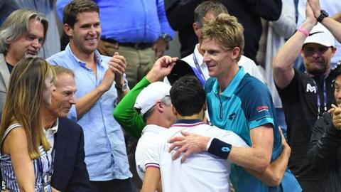 US Open 2017: Kevin Anderson beats Pablo Carreno Busta to reach final