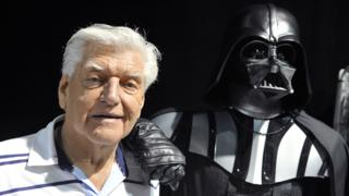 No more public outings for Darth Vader actor Dave Prowse