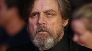Star Wars actor Mark Hamill 'supports Wolves'