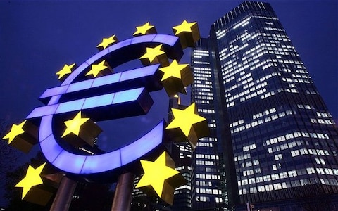 Key figures call for policy shift ahead of ECB meeting; US markets rebound from North Korea jitters