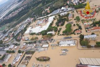 Italy flooding kills six people in Livorno