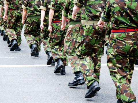 MP: Give children lessons about Armed Forces