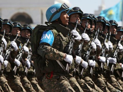 German Government supports placing UN peacekeepers all over Donbas