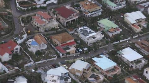 Hurricane Irma bears down on Turks and Caicos islands