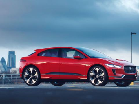 Jaguar and Land Rover to go electric from 2020
