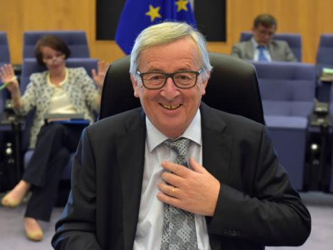 Juncker questioned Davis' commitment to Brexit talks