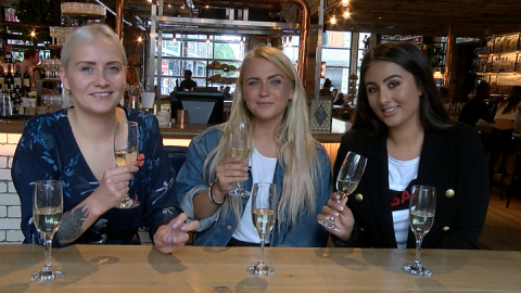Why women are picking prosecco over champagne
