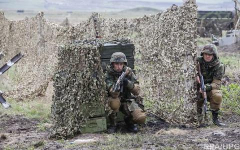Rapid Trident 2017 not supposed to deter Russian aggression, - Ukrainian military