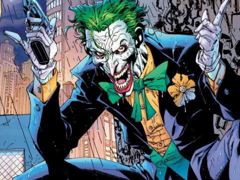 What's happening with The Joker?