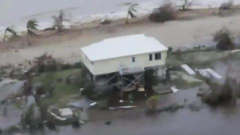 Hurricane Irma: Troops deployed against St Martin looting