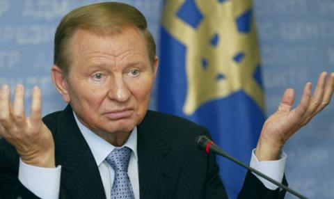 Russian variant of UN peacekeepers deployment is unacceptable, - Kuchma