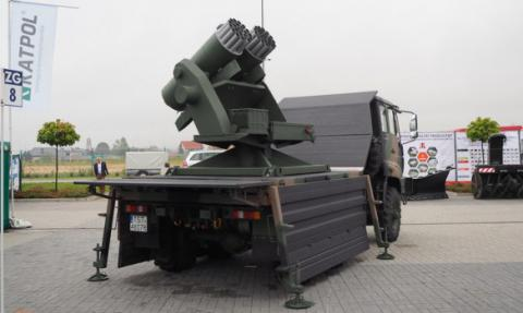 Experts from Ukraine and Poland jointly developed Stokrotka missile system