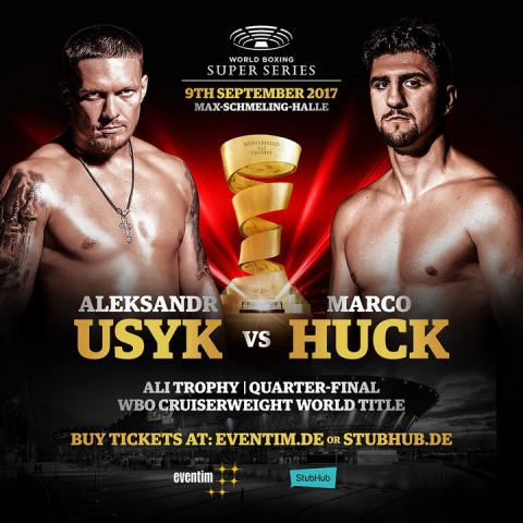 Boxing: Usyk-Huck match to happen today