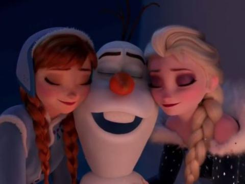 Don't Let It Go - Frozen back with new songs