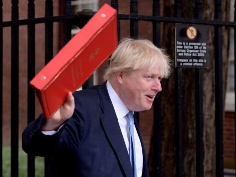 Tory donor hits out at 'hopeless' Theresa May