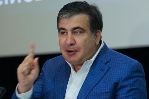 Saakashvili intends to continue his journey to Ukraine