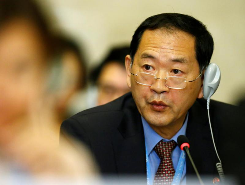 DPRK's latest nuclear tests are 'gift' for U.S., - Pyongyang's ambassador in UN