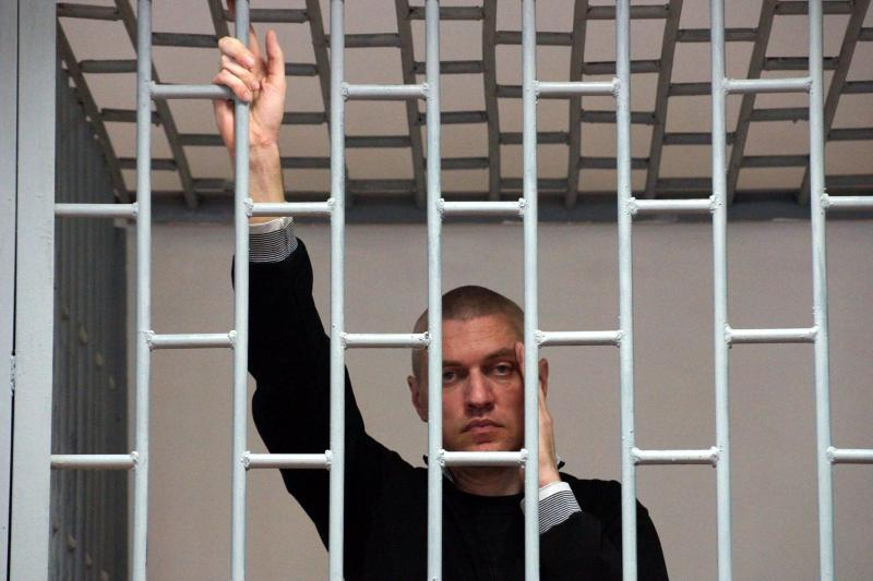 Klykh illegally convicted in Russia is at psychiatric hospital