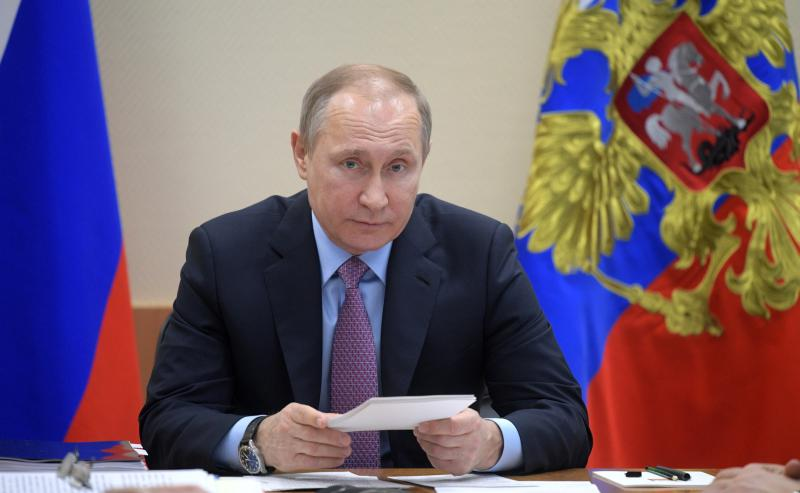 Provision of lethal arms to Ukraine can exacerbate conflict, - Putin