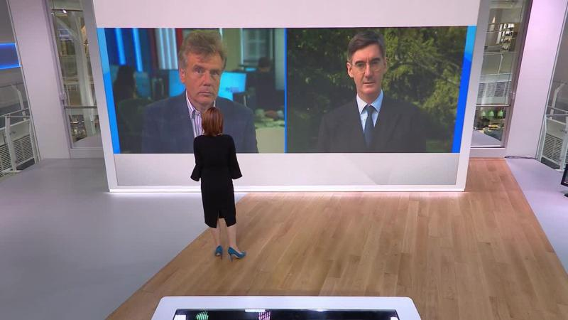 Rees-Mogg against abortion even in rape cases